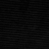 Cord breit schwarz