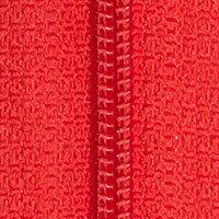Reißverschluss S40/722 rot