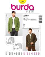 Burda style  7291
