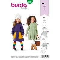 Burda Kids Kleid 9310