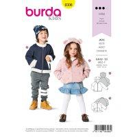 Burda Kids Jacke 9306
