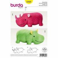 Burda Kids Kuscheltier 6560