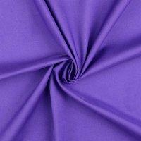Baumwolle Fahnentuch lila