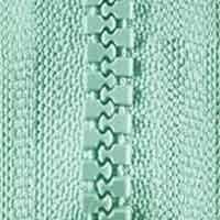 Opti-P60 Jackenreißverschluss mint 0369