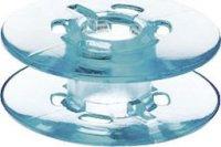 Nähmaschinenspulen für Doppelumlaufgreifer
