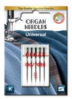 Organ Nähmaschinennadeln 130/705 H Größe 70