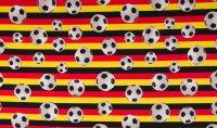 Baumwoll Jersey Deutschland/Fußball