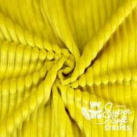 Kollaloo stripes super soft senfgelb 5mm