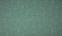 Baumwoll Jersey Dots mint