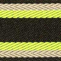 Gurtband Grün/Schwarz/Beige