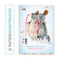 Kullaloo Booklet Kuschelfiguren Hase