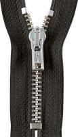 Reißverschluss  M40 16 cm grau 004