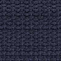 Baumwoll Gurtband 40mm dunkelblau