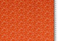 Baumwoll Druck Muster Terra 0011