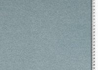 Bündchen Melange blau/petrol  5038