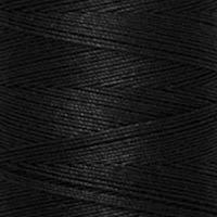 Nähgarn C Ne 40 300m Baumwolle schwarz 5201
