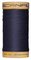 Organic Cotton Ne30/2 100m dunkelbalu 4815