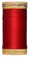 Organic Cotton Ne30/2 100m rot 4805