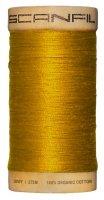 Organic Cotton Ne30/2 100m gelb 4803
