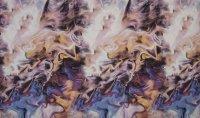 Yoga Print  Holi Color Explosion
