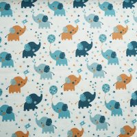 Bio Jersey Babyelefant valille