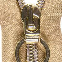 Spiralreißverschluss 20 cm gold 170
