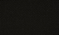 Baumwolle Punkte schwarz