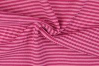 Bündchen gesteift rosa/pink