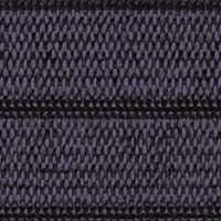 Einfassband elastisch/glänzend 000 schwarz